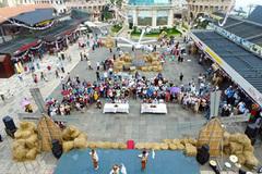Lễ hội bia Bà Nà Hills hút hàng chục ngàn du khách
