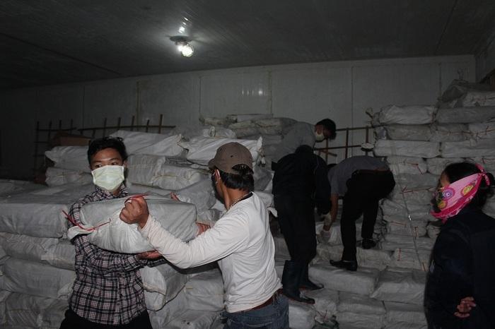 Formosa , Quảng Trị, cá nhiễm độc, tiêu hủy