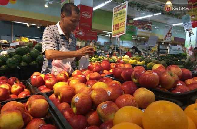 Đừng quá tin vào những con số đánh mã trên hoa quả nhập khẩu