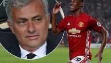MU thắng kịch tính, Mourinho cười sung sướng ca ngợi Rashford
