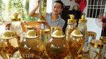 Hầm rượu sâm Ngọc Linh tiền tỷ của 'ông trùm' Quảng Nam