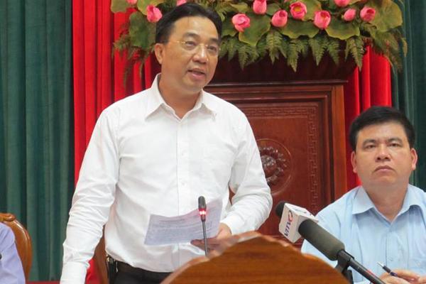 Hà Nội: 3 Chủ tịch quận được điều động đi đâu?