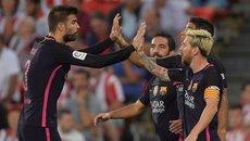 Video bàn thắng Bilbao 0-1 Barca