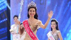 Những chất vấn sau đăng quang với hoa hậu Đỗ Mỹ Linh