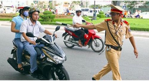 Điểm mới, xử phạt, vi phạm giao thông, bị phạt, nồng độ cồn, uống bia, đèn vàng, đèn đỏ, lái xe, tài xế