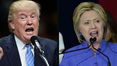 Trump thách Hillary