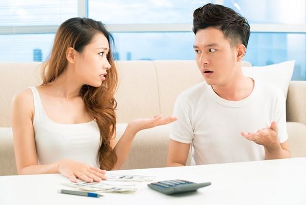 Kế hoạch, chi tiêu, gia đình, tiết kiệm, mua sắm, thuê nhà, làm thêm, vợ chồng son, con cái, thức ăn