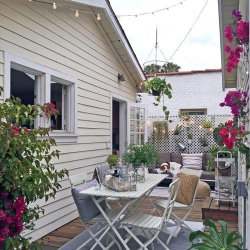 Ngôi nhà 36m² với sân vườn đẹp như mơ của cô gái 20 tuổi