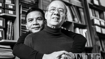 Nước mắt số phận của thầy Nguyễn Quốc Hùng