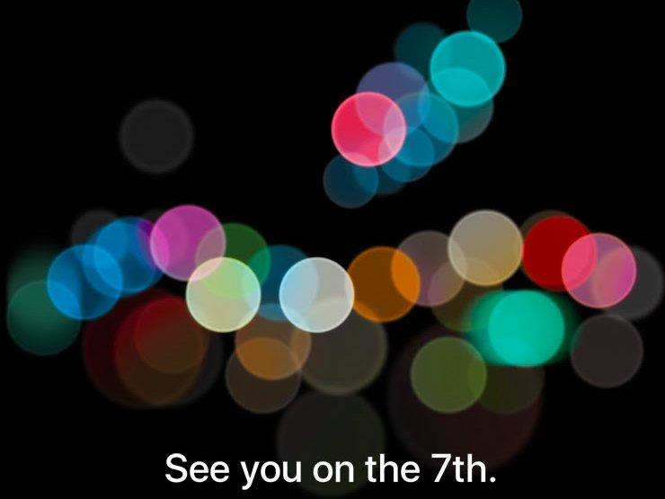 Tin chính thức: iPhone 7 ra mắt ngày 7/9