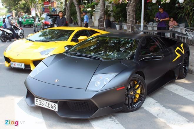5 chiếc Lamborghini đặc biệt nhất Việt Nam