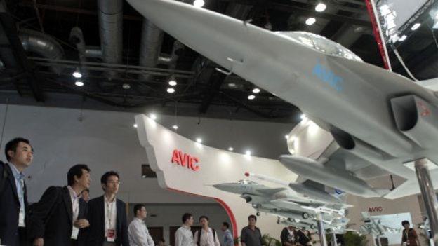 Trung Quốc tuyên bố tự chế tạo động cơ máy bay
