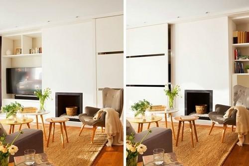 trang trí nhà mùa thu, trang trí căn hộ cho vợ chồng son, nhà đẹp