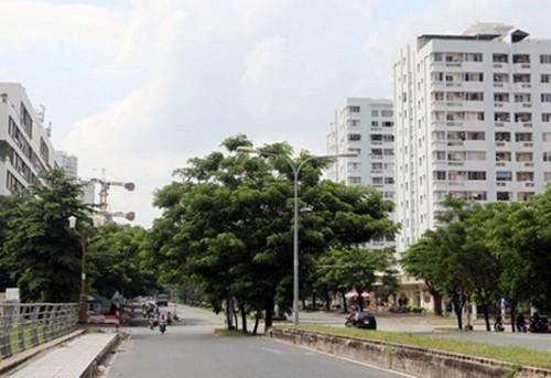 chung cư cao cấp, Phú Mỹ Hưng, chung cư gần bãi rác, ô nhiễm môi trường