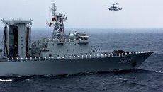 Nga phân trần việc tập trận với TQ ở Biển Đông