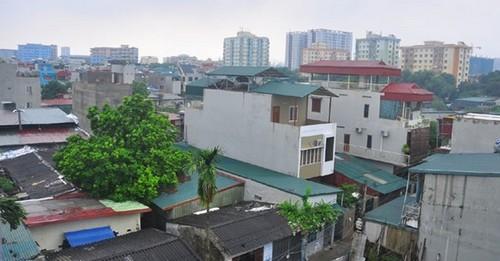 5000 người có nguy cơ bị phá nhà, dân phường Định Công, Công ty cổ phần Sao Vàng