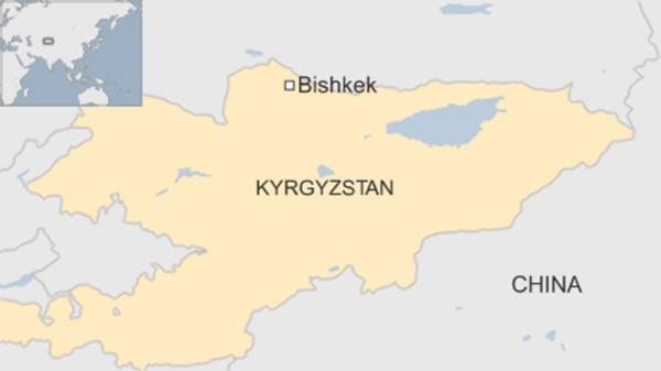 Tấn công khủng bố sứ quán TQ ở Kyrgyzstan