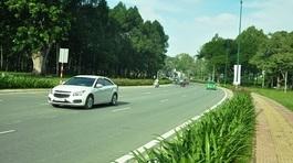 Thông xe tuyến đường nội đô đẹp nhất Sài Gòn