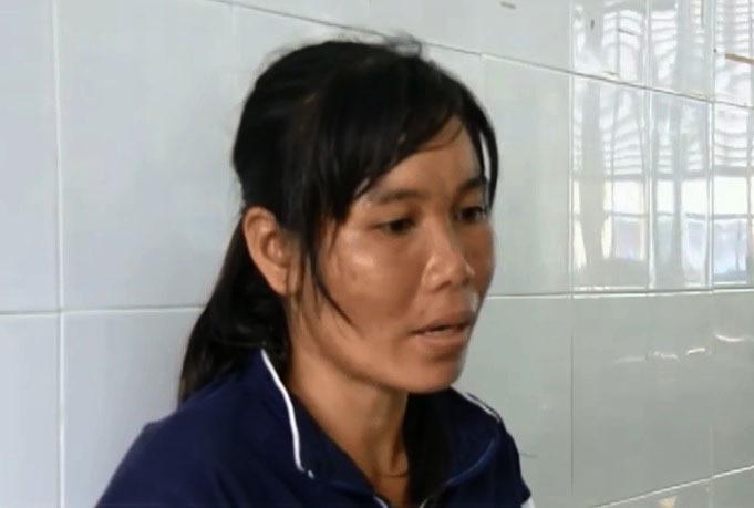 mai rùa, bé gái, Sóc Trăng, bệnh viện Nhi đồng, bướu rùa