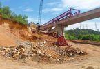 3 dầm cầu cao tốc bất ngờ đổ sập