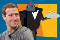 CEO Facebook sắp tiết lộ quản gia ảo cá nhân
