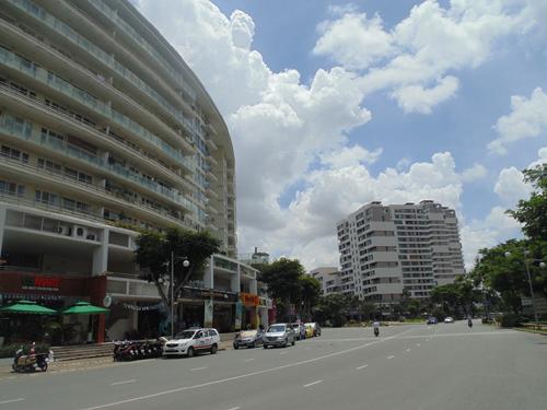 khu đô thị Phú Mỹ Hưng, căn hộ cao cấp, mùi hôi thối trong khu dân cư