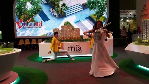Triển lãm Vietbuild 2016, hội chợ bất động sản, mua bán bất động sản, môi giới bất động sản