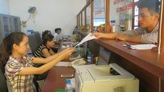 Dân chấm điểm chính quyền: Ít hài lòng thời gian xử lý hồ sơ