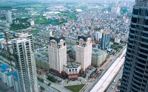 thị trường bất động sản Hà Nội, mua bán căn hộ, nguồn cung căn hộ cao cấp