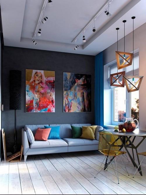 20160831144820 can ho3 Ngắm nhìn bên trong căn hộ hơn 30m2 với thiết kế siêu thông minh