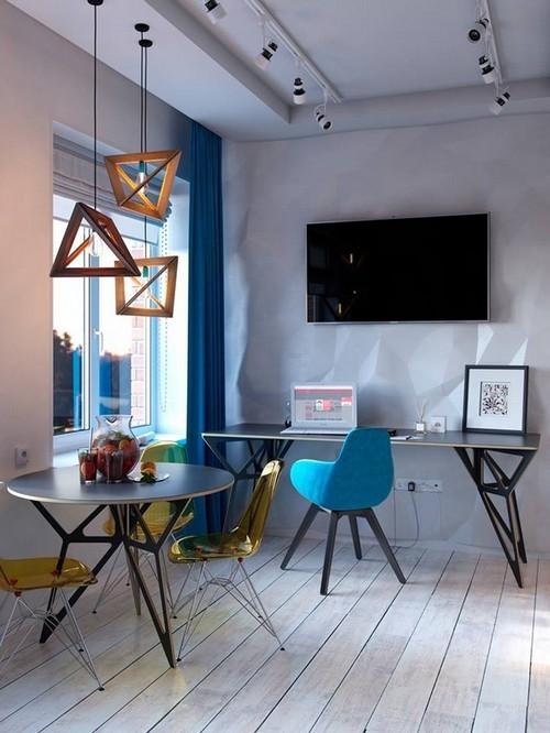 20160831144820 can ho4 Ngắm nhìn bên trong căn hộ hơn 30m2 với thiết kế siêu thông minh