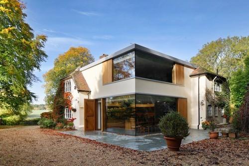 thiết kế nhà, nhà đẹp, ngôi nhà trong chuyện cổ tích