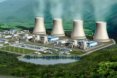 Hàng loạt lò phản ứng hạt nhân của TQ nằm rất gần Việt Nam