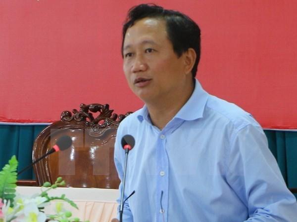 Thông tin bắt ông Trịnh Xuân Thanh không chính xác