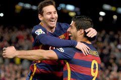 """Barca trói chân Messi và Suarez bằng lương """"khủng"""""""