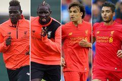 Klopp tống cổ 4 ngôi sao ra khỏi Liverpool