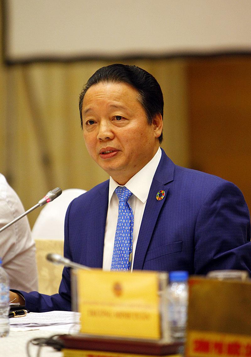 Bộ trưởng TN&MT: Rác Đa Phước gây hôi, chôn lấp không triệt để