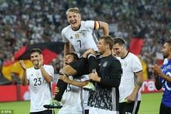 Đức hạ Phần Lan trong trận chia tay Schweinsteiger