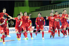 K+ sở hữu bản quyền FIFA Futsal World Cup 2016