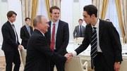 Putin bất ngờ gặp riêng 11 nam sinh quý tộc Anh