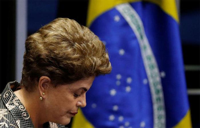 Cái kết đắng của nữ Tổng thống Brazil