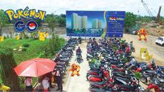 Đại gia địa ốc tung chiêu ăn theo cơn sốt Pokemon Go