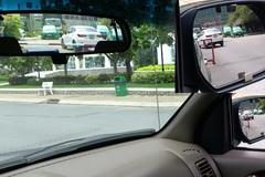 Điều chỉnh thế nào để phát huy hết hiệu quả gương hậu trên ô tô?