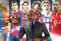 """""""Đội hình"""" bất mãn với Guardiola"""