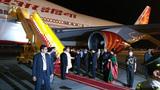 Thủ tướng Ấn Độ đăng tweet khi đặt chân đến Hà Nội