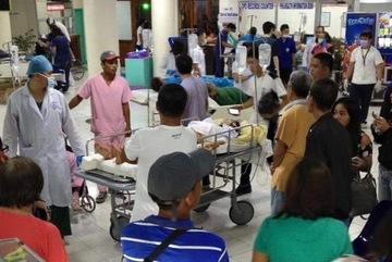 Nổ chợ đêm Philippines, ít nhất 10 người thiệt mạng