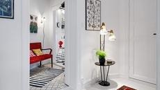 Nhà đẹp lãng mạn nhờ thiết kế theo phong cách Bắc Âu
