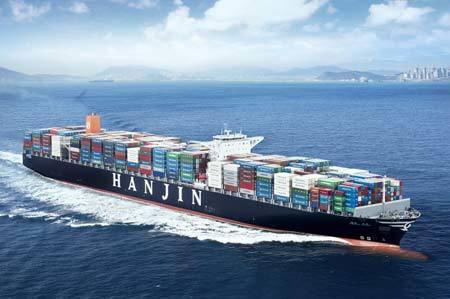 Hanjin shipping, vận tải biển, phá sản, chủ hàng Việt, xuất nhập khẩu, bộ công thương, logistics, tàu biển, giao nhận vận tải