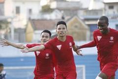 HN T&T băng về đích, Hải Phòng được trọng tài tặng bàn thắng