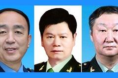Lộ mặt một loạt tướng quân đội 'tay nhúng chàm'